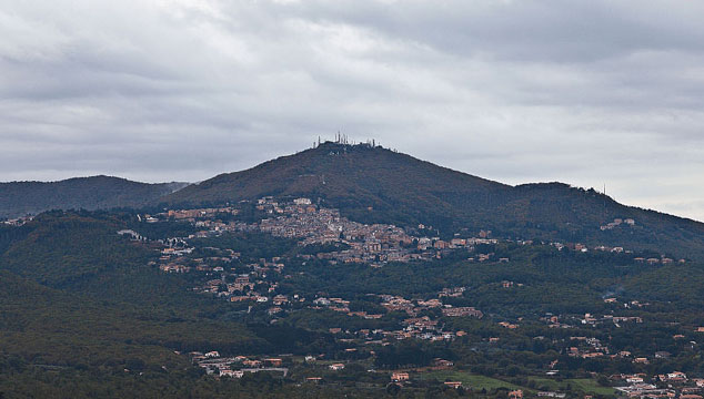 Video MTB Castelli Romani – Monte Cavo